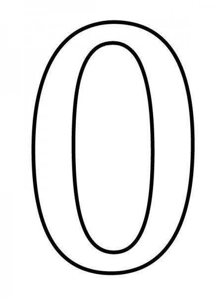 Распечатать раскраски по цифрам от 1 до 10
