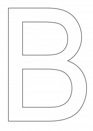 Буква В