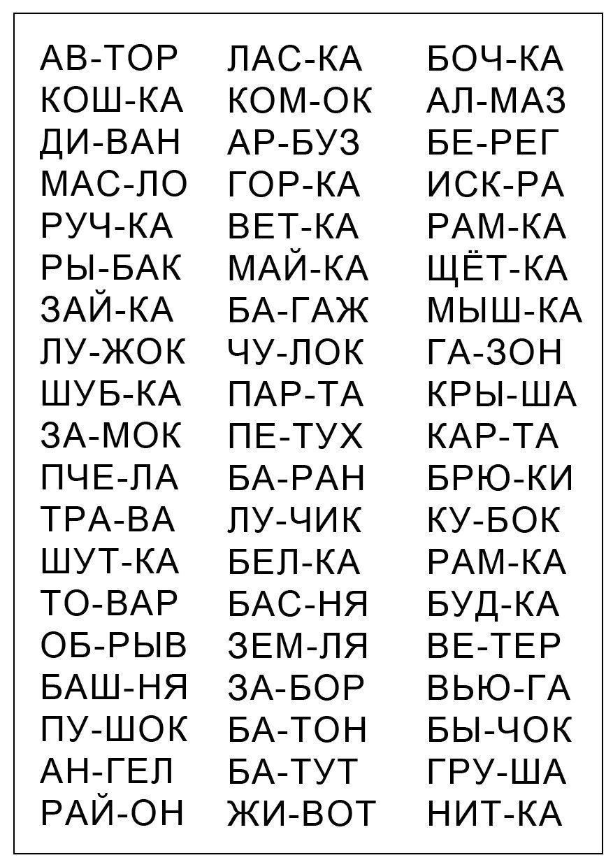Символы читать