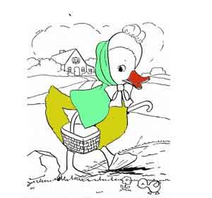 Утята и цыплята
