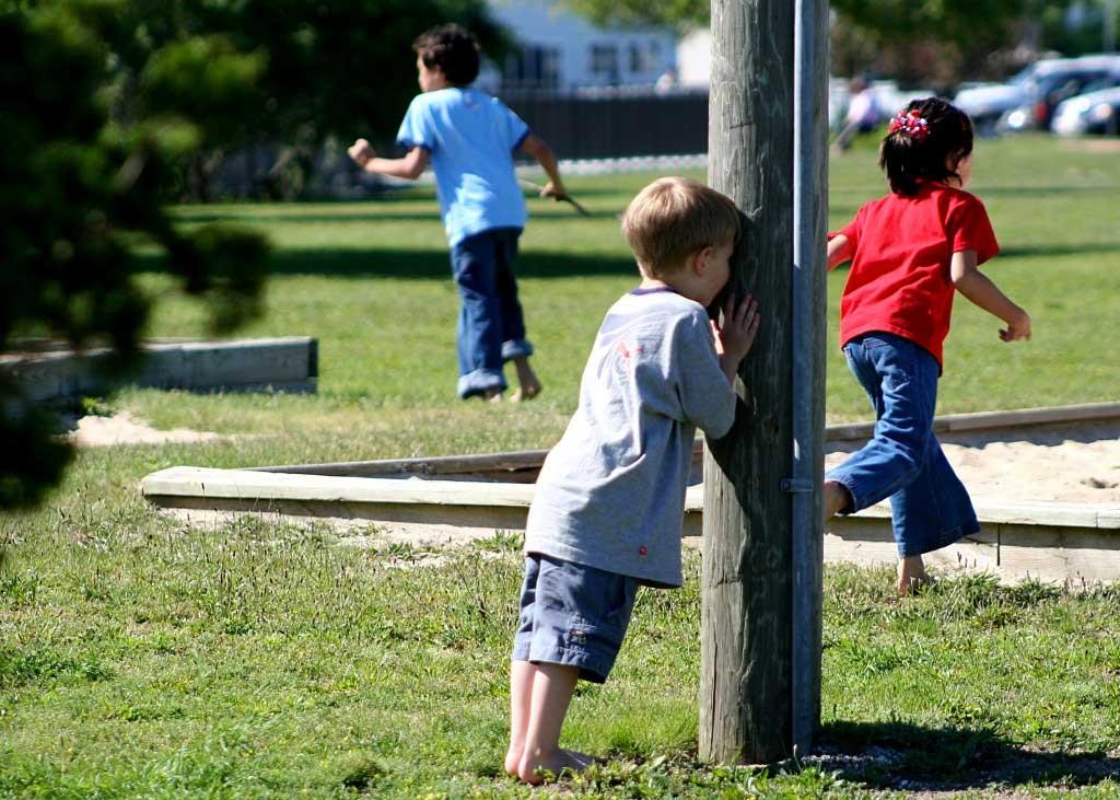 Как устроены детские считалки