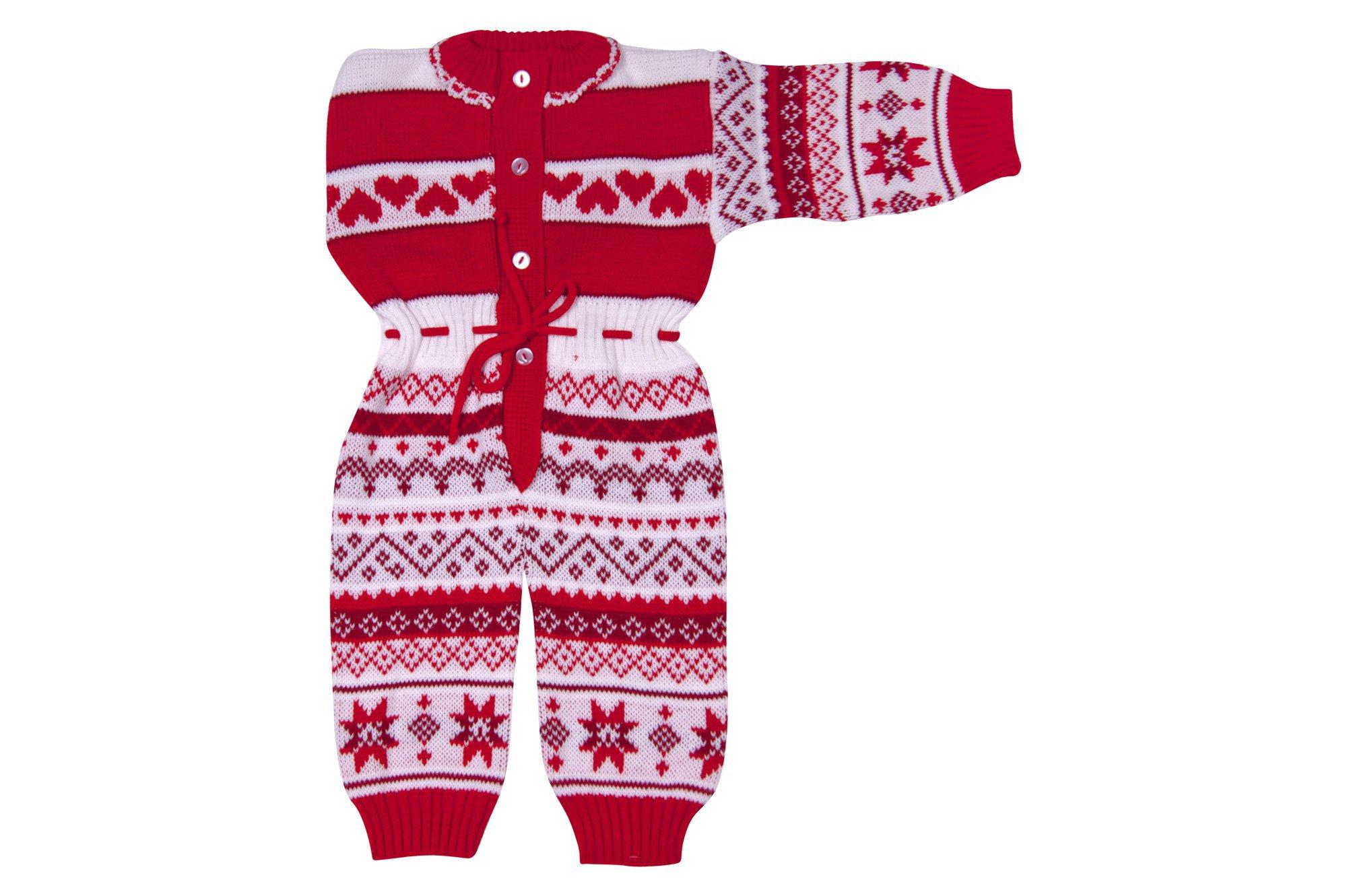 Вязаный комбинезон для новорожденных купить Исландия