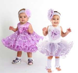 Одежда для девочек от нуля до двух лет. Что нужно о ней знать?