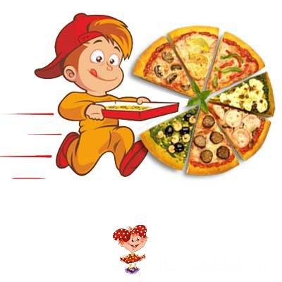 Какую пиццу заказать детям