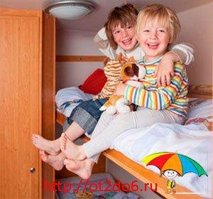 Виды кроватей для детей от 3 лет, как не ошибиться с выбором