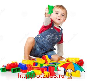 Выбрать конструктор для детей от 3 лет