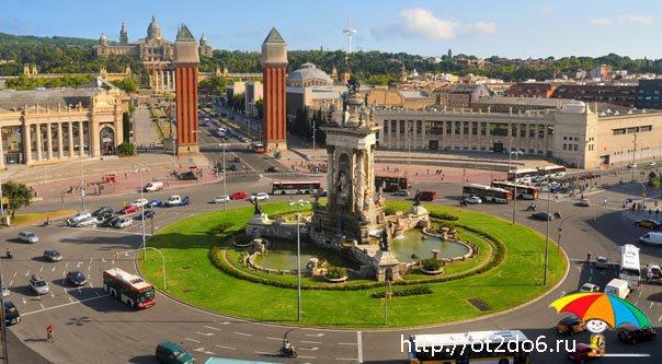 Посещение экскурсий в Барселоне